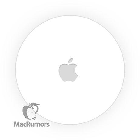 Traqueur objets Apple