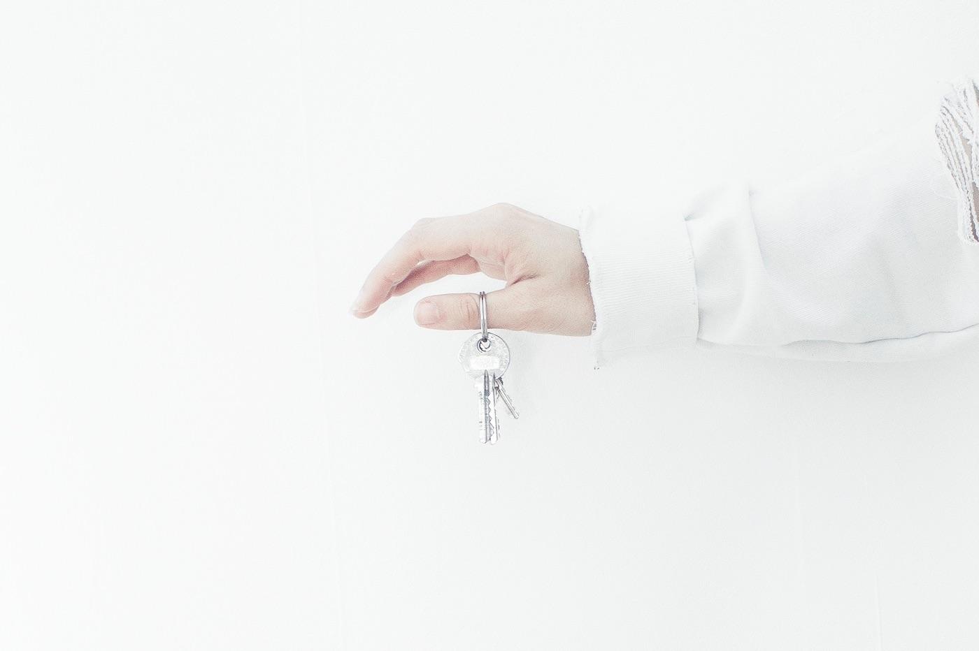 Trousseau de clés et traqueur d'objets Apple