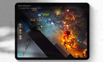 Capture écran iPad jeu Xenowerk Tactics
