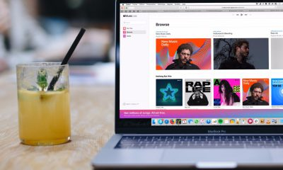 Apple Music lecteur web