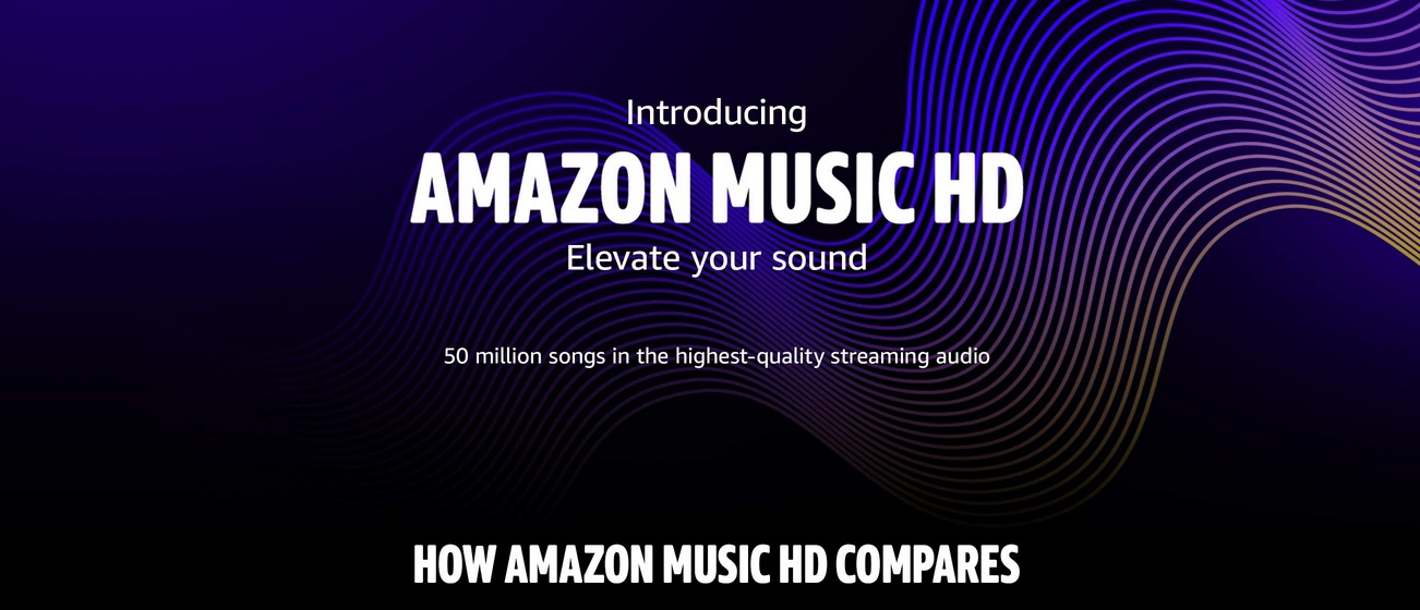 Abonnement Amazon Music HD