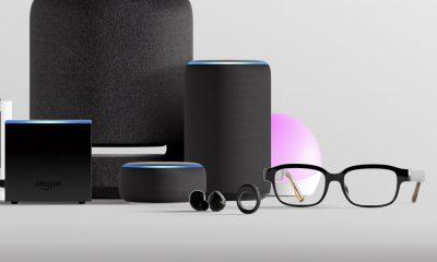 C'est le bal des nouveautés Alexa chez Amazon : écouteurs, enceintes, lunettes, anneau, four 1