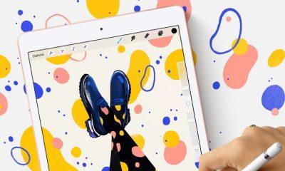 iPad 10,2 pouces dessin Pencil