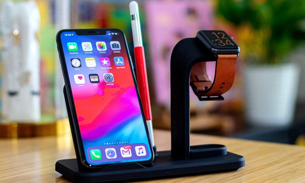 Pas de support de l'Apple Pencil sur les iPhone 11