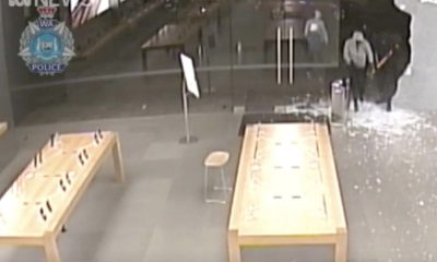Apple Store braquage
