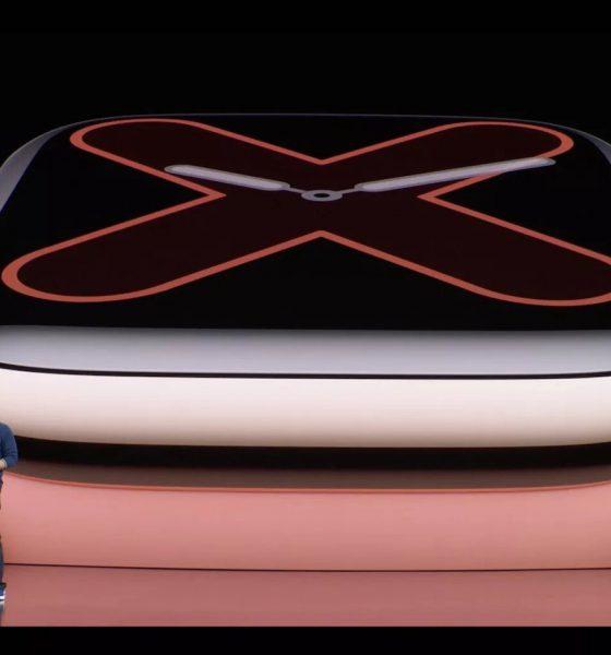 Apple Watch Series 5 Infos