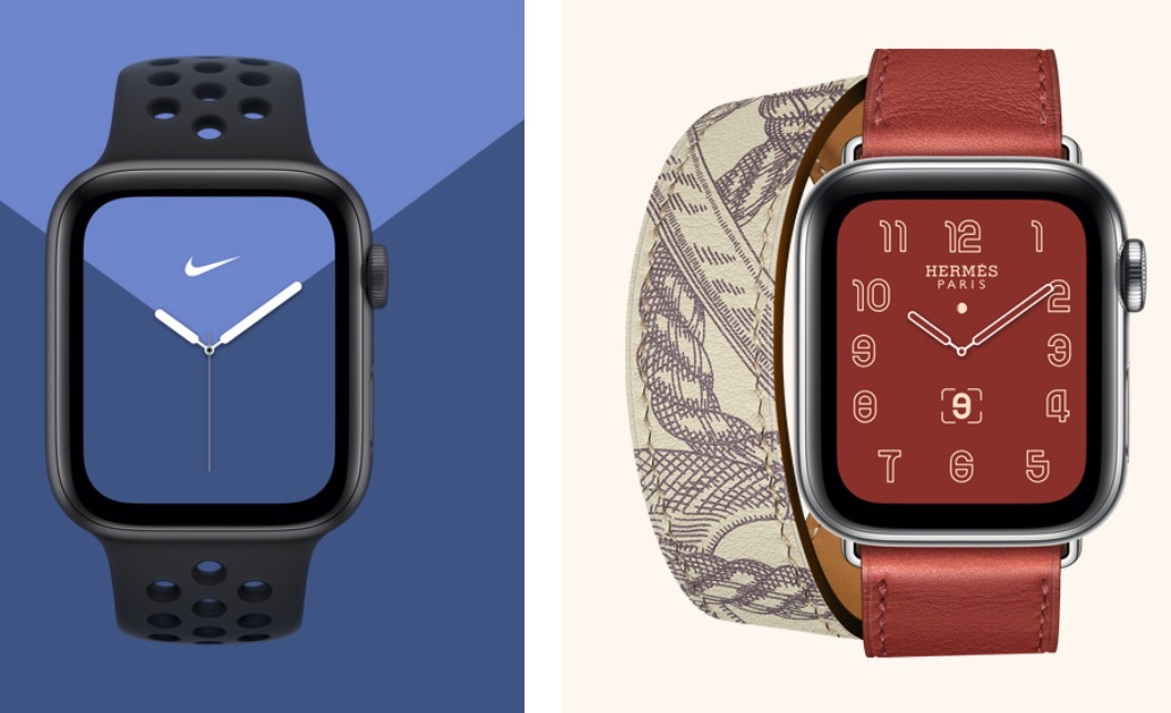 Apple Watch Series 5 Hermès