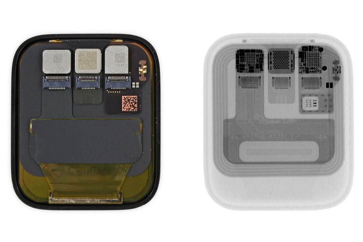 iFixit démontage Apple Watch Series 5