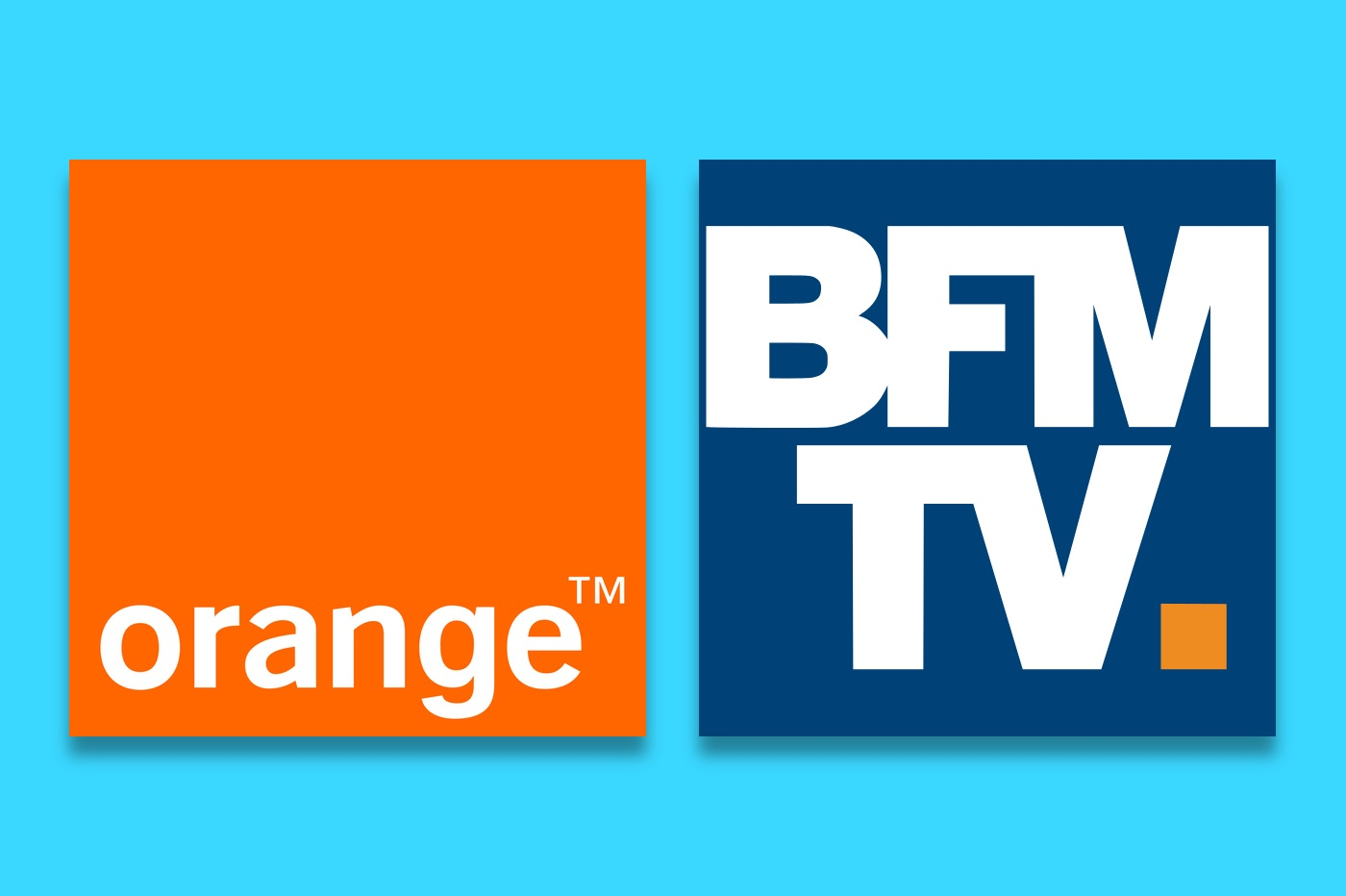 Bataille Orange et BFM TV