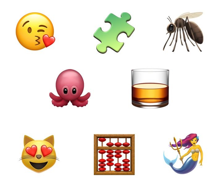 emojis iOS 13.1