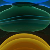 iPhone 11 fond d'écran - Green