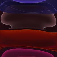 iPhone 11 fond d'écran - Purple