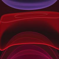 iPhone 11 fond d'écran - Red