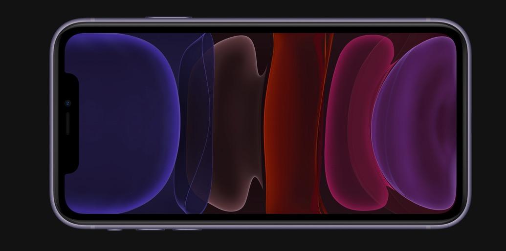 iPhone 11 écran Retina