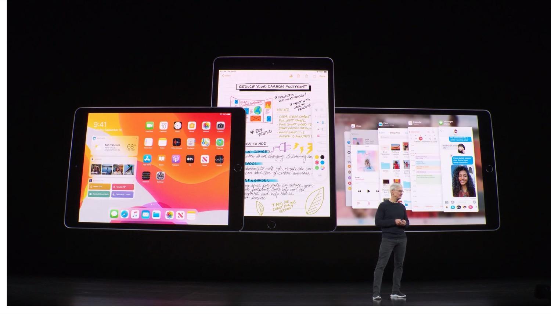 iPad Keynote 2019