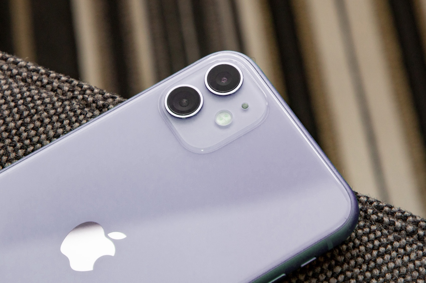 iPhone 11 coloris Mauve