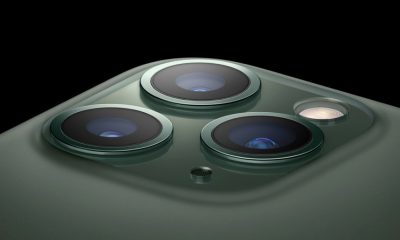 iPhone 11 vert nuit