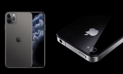 iPhone 2020 redesign iPhone 4