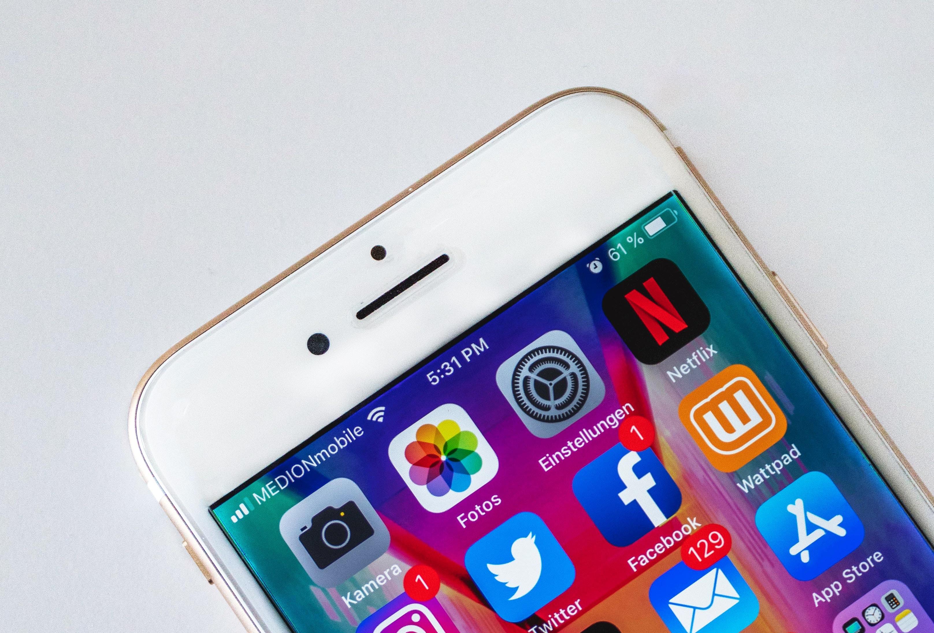 L'émission d'ondes des smartphone fait débat aux États-Unis 1
