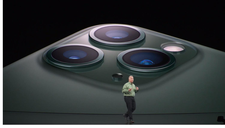 iPhone 11 Pro triple capteur