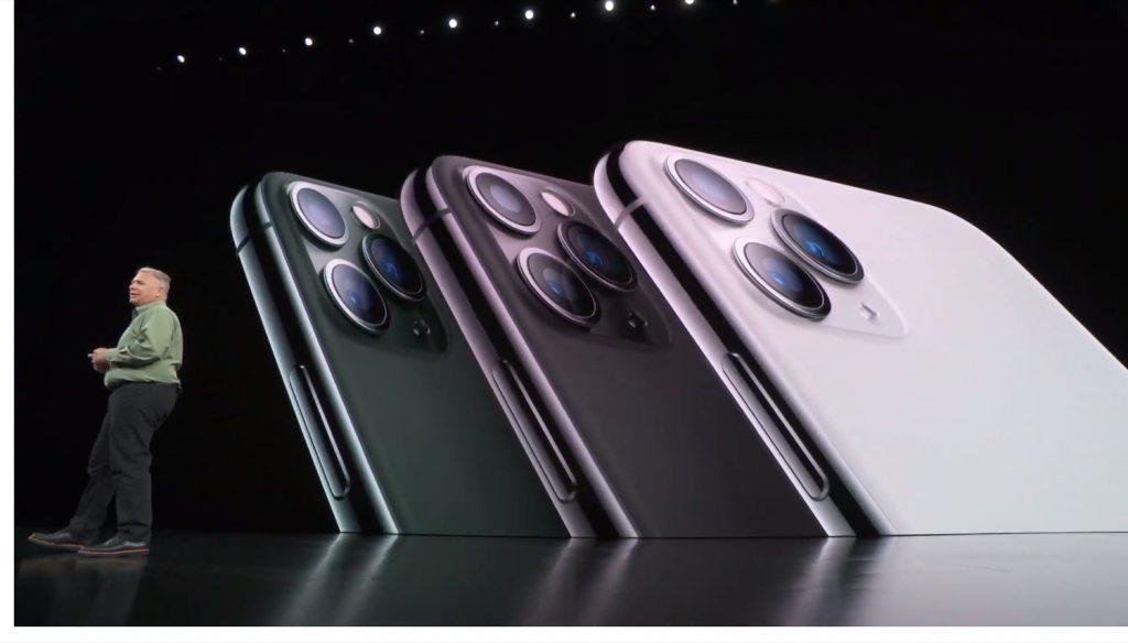 iPhone 11 Pro Keynote