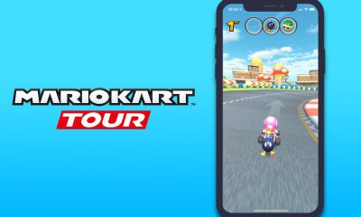 Jeu iOS Mario Kart Tour