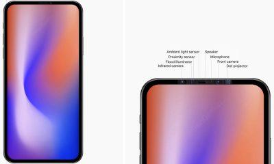 concept iPhone 2020