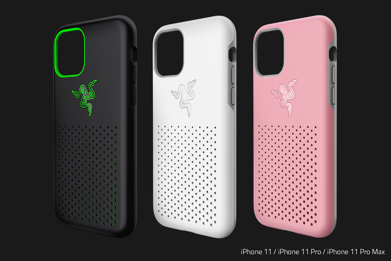 Razer Arctech coque iPhone 11 Pro refroidissante