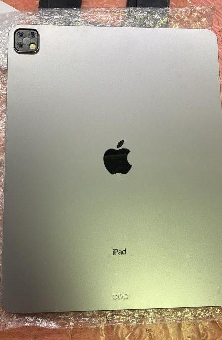 module photo des prochains iPad Pro