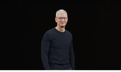 Tim Cook Keynote iPhone 2019