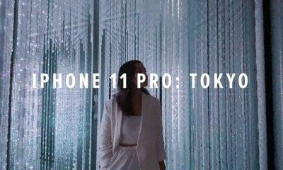 Video 4k de Tokyo avec iPhone 11 Pro