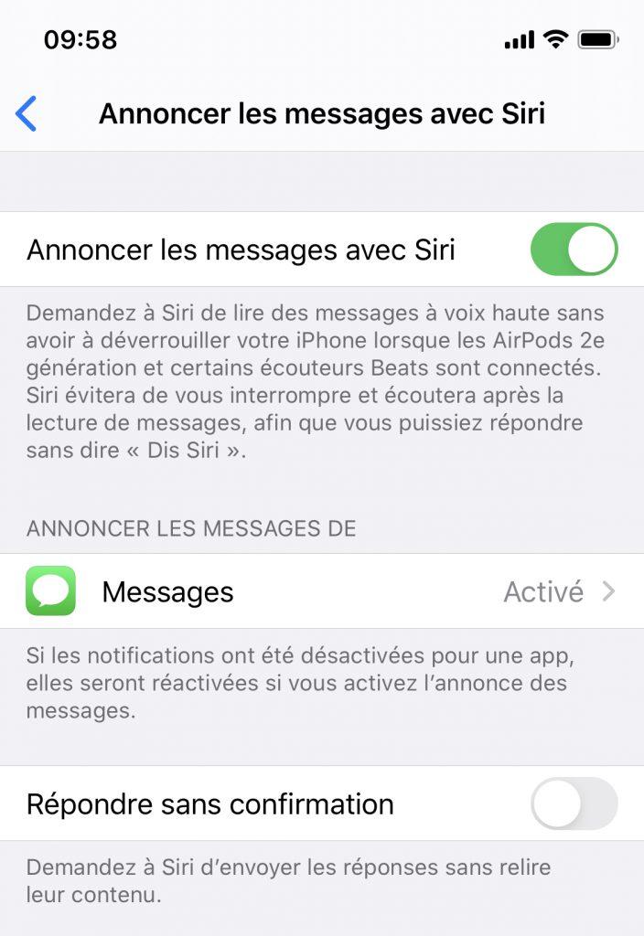 La première bêta publique d'iOS 13.2 est disponible: Deep Fusion, AirPods 3, HomePod et Siri 1