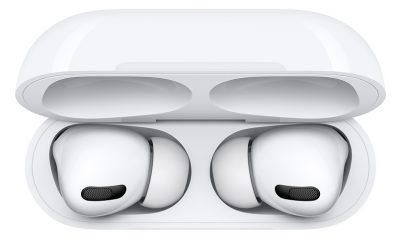 Boitier des Apple AirPods Pro