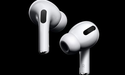 Apple AirPods Pro blancs