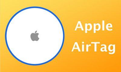 Apple AirTag traqueur d'objets