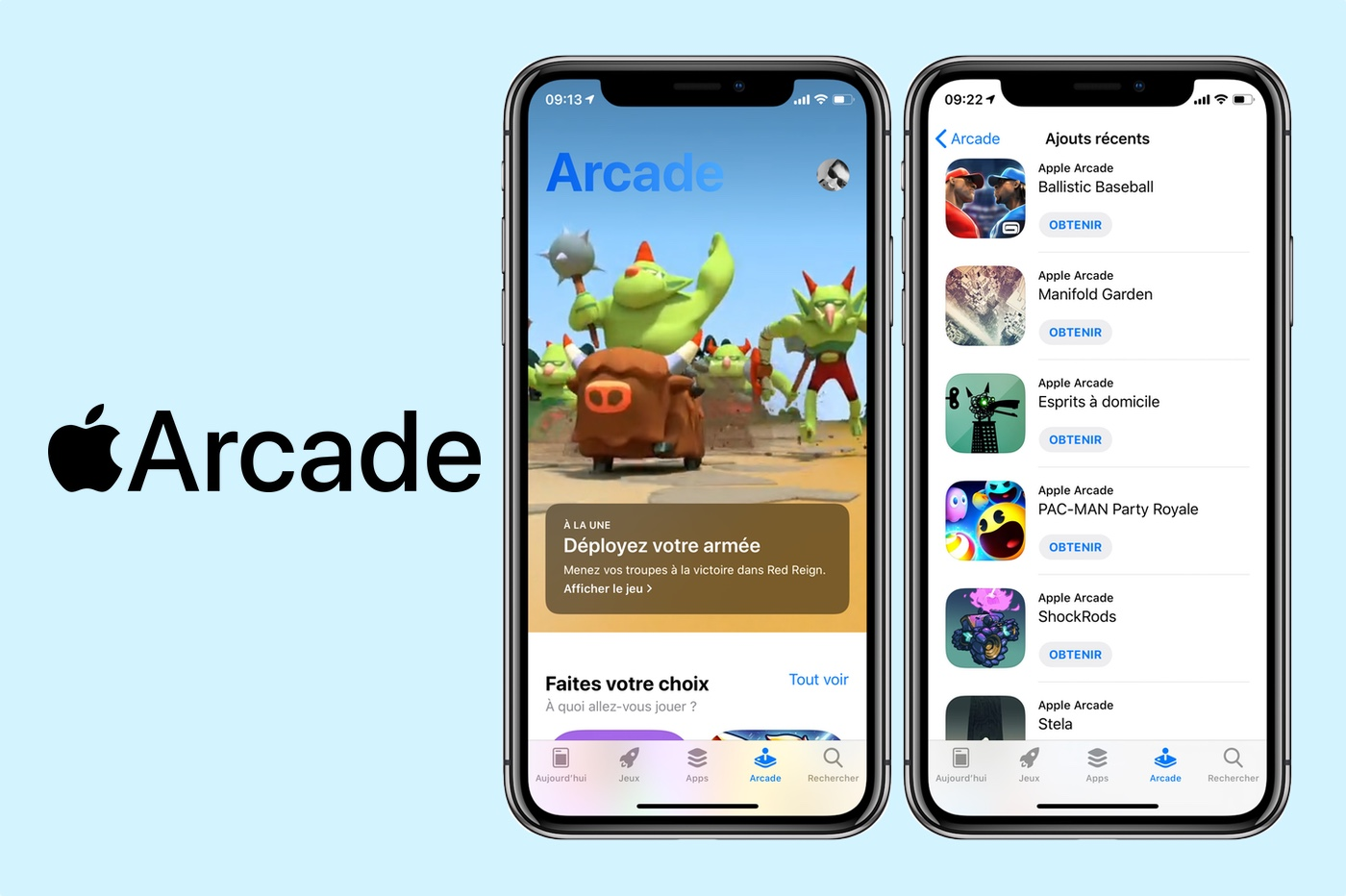 Apple Arcade : 3ème fournée de nouveaux jeux disponibles ! 1