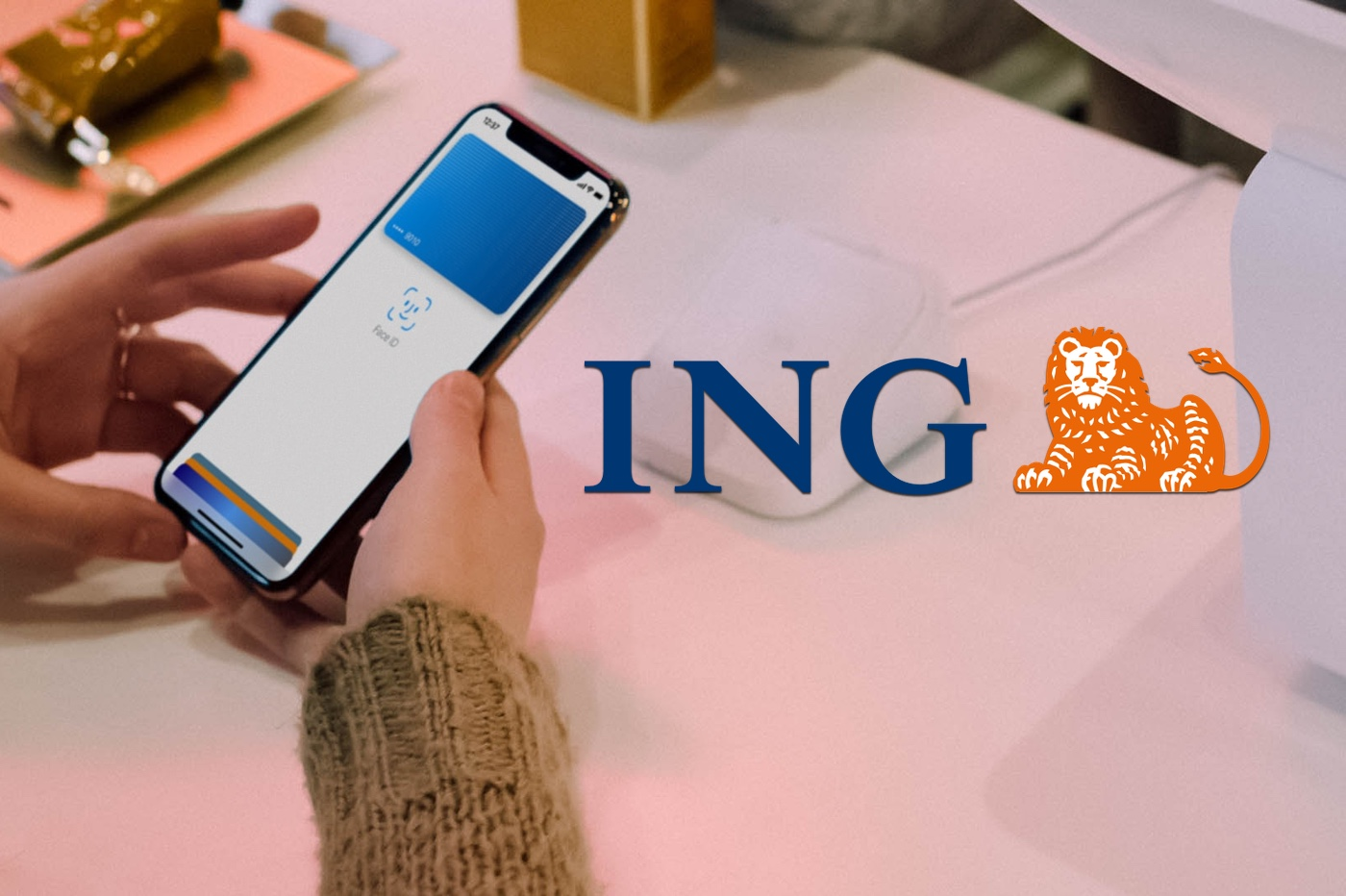 Apple Pay sur ING