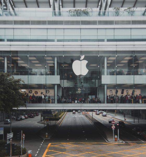 Apple Store logo pomme