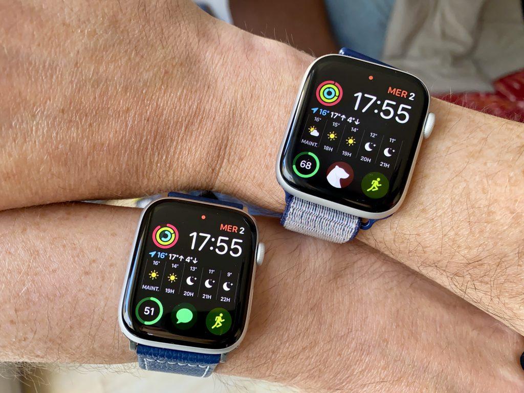 Des problèmes d'autonomie avec l'Apple Watch Series 5? Un correctif arrive... 2