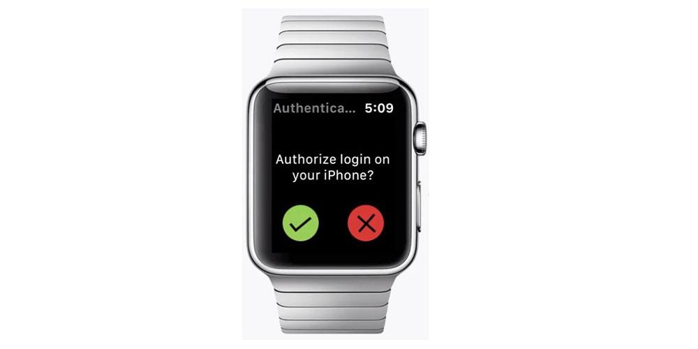 Nok Nok Labs, identification sur Apple Watch