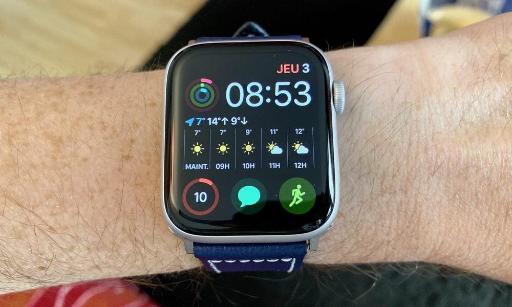 Apple Watch Series 5 : un nouveau coloris rouge au printemps ? 1