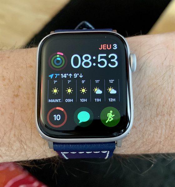 Apple Watch Series 5 : un nouveau coloris rouge au printemps ? 2
