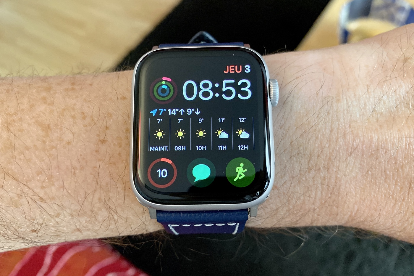 Apple Watch Series 6 : une puce plus puissante, meilleure étanchéité et connexion sans-fil 1