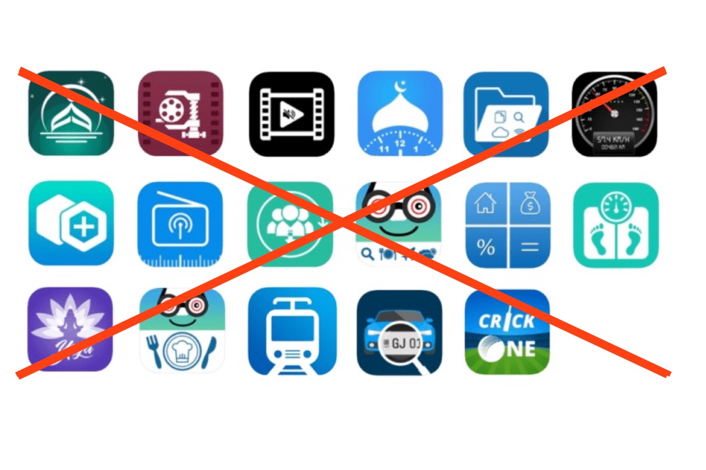 Apps malwares Android et Apple