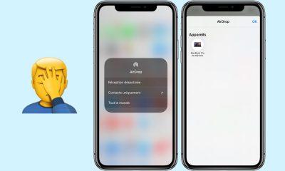 iPhone 11 et 11 Pro : AirDrop ne fonctionne plus ? C'est un nouveau bug d'iOS 13.1.3 3