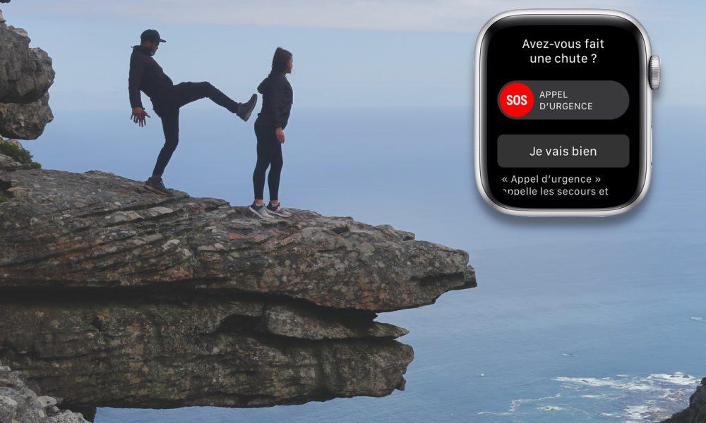 Couple Tinder sauvé par l'Apple Watch