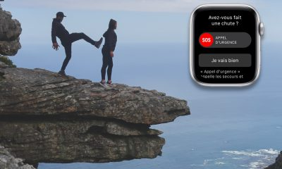 Couple Tinder sauvé par l'Apple Watch