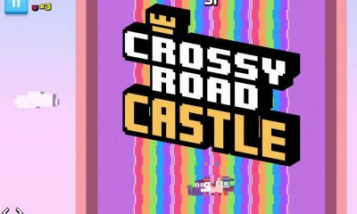 Crossy Road Castle