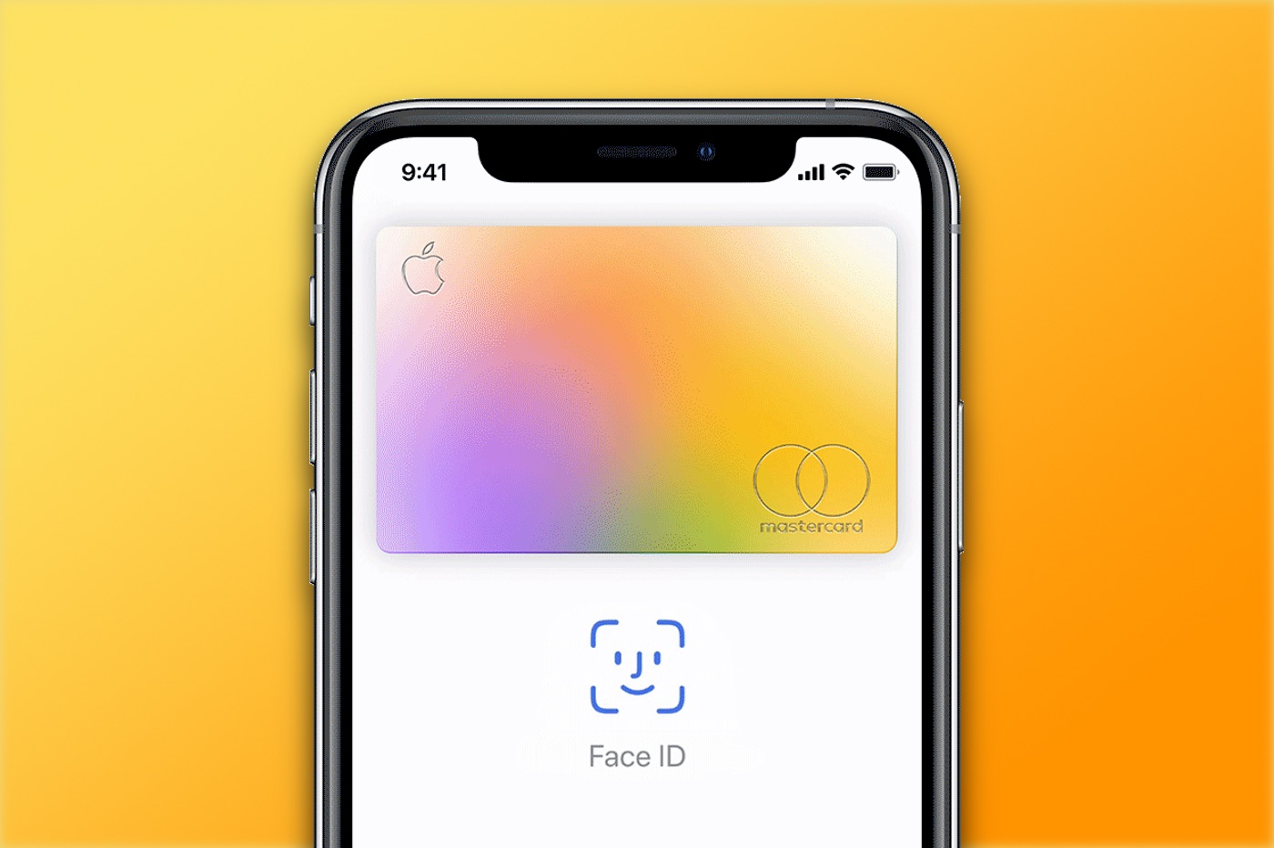 Face ID sur iPhone X