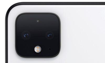 Google Pixel 4 module photo
